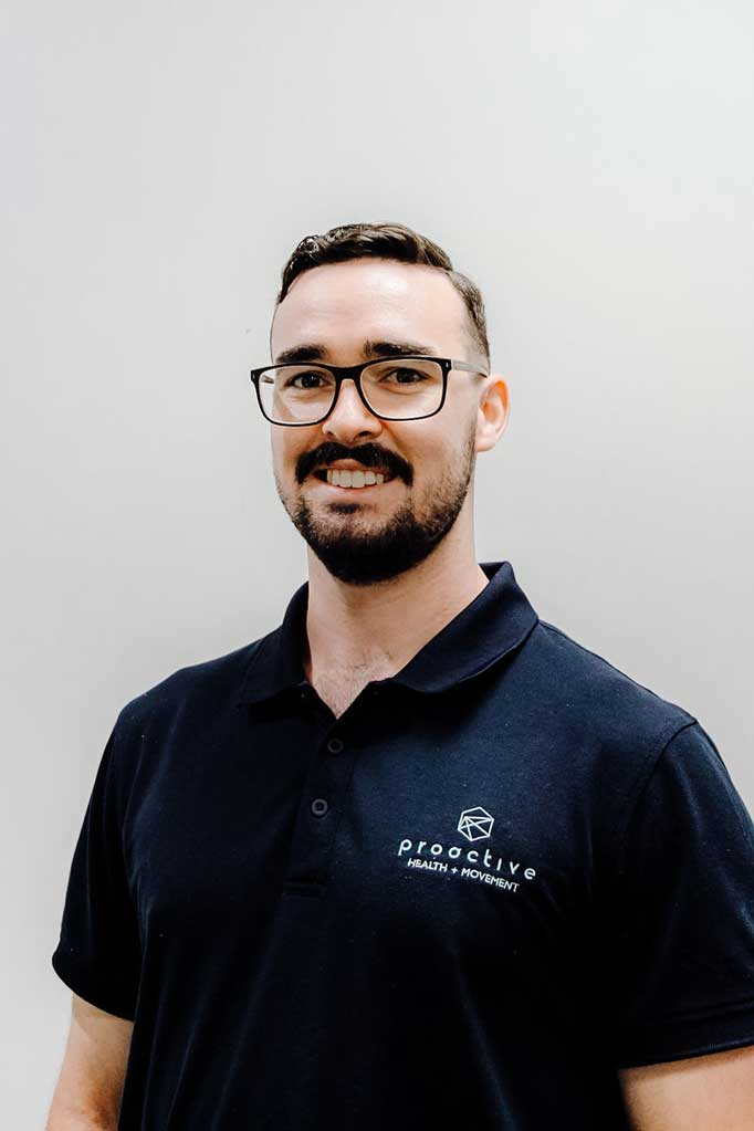 Ryan Michell Physiotherapist